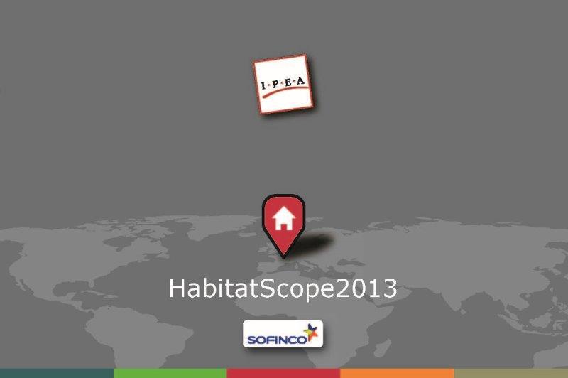 Habitatscope 2013