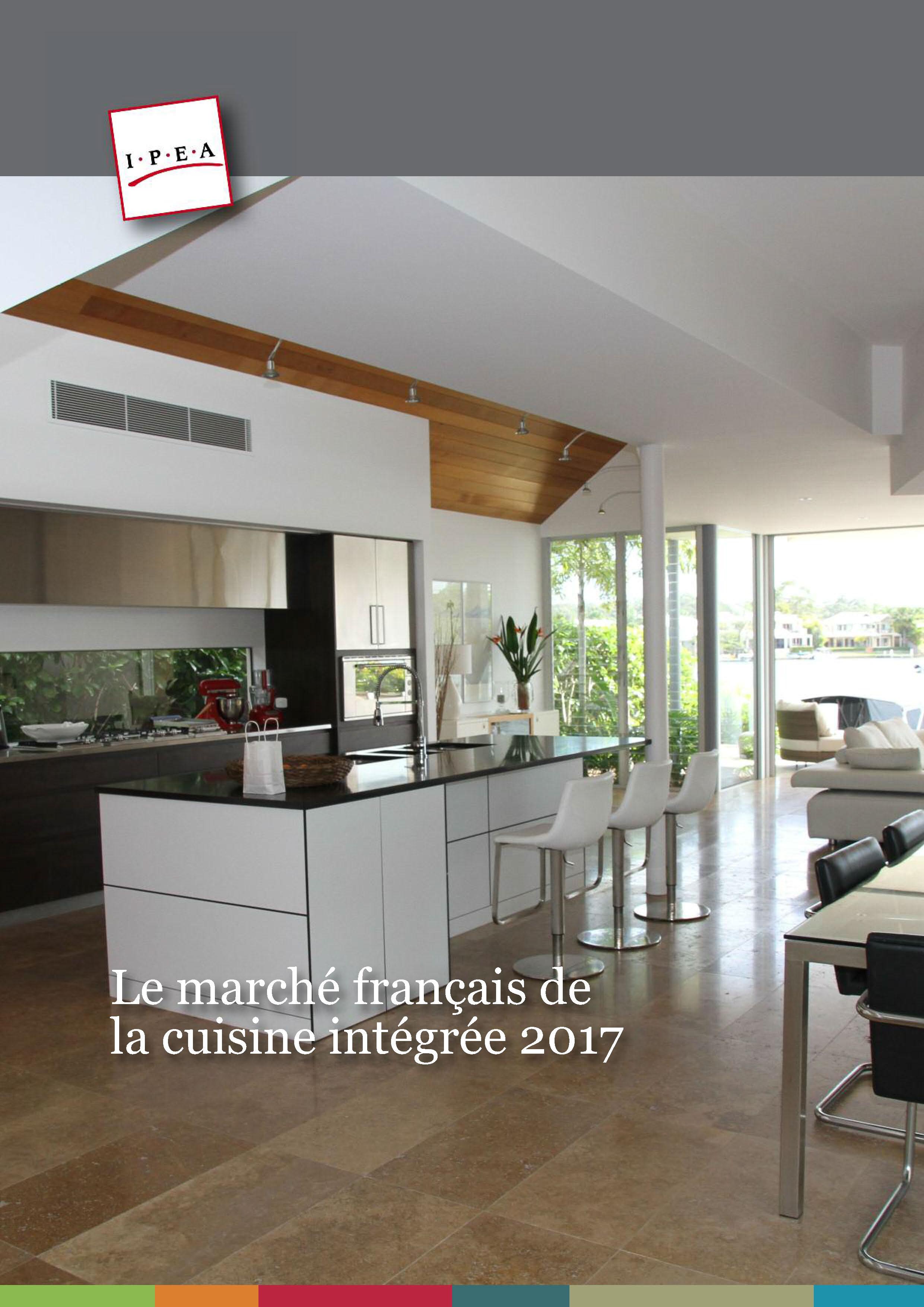 Le Marché Français de la Cuisine Intégrée 2012-2020
