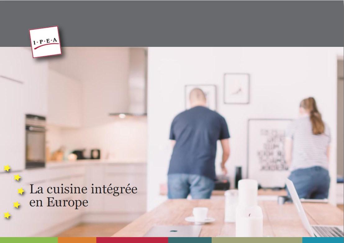 La cuisine intégrée en Europe 2018