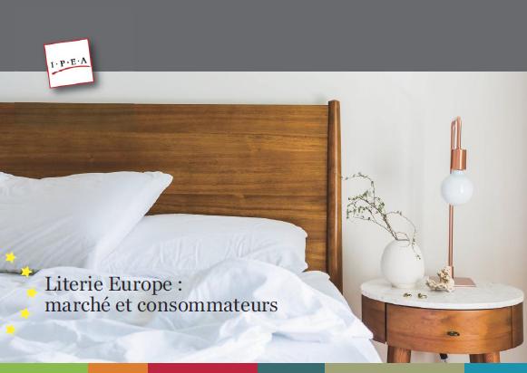 La literie en Europe: Marché et consommateurs (Etude 2018)