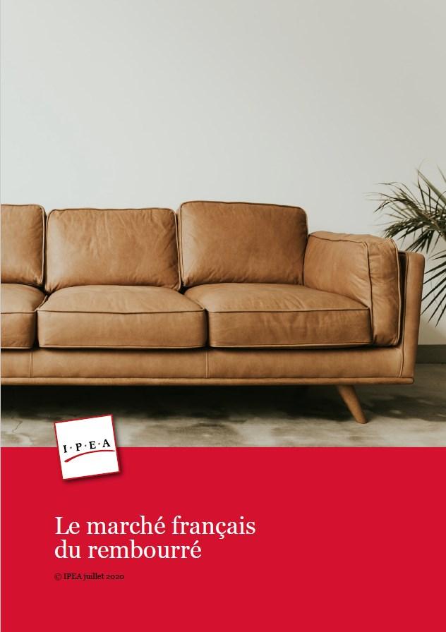 Le marché français du rembourré
